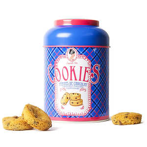 Sophie M - Chocolate Chip Cookies Assortment in a Tin