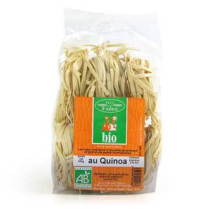 Pâtes Fabre - Organic quinoa pasta