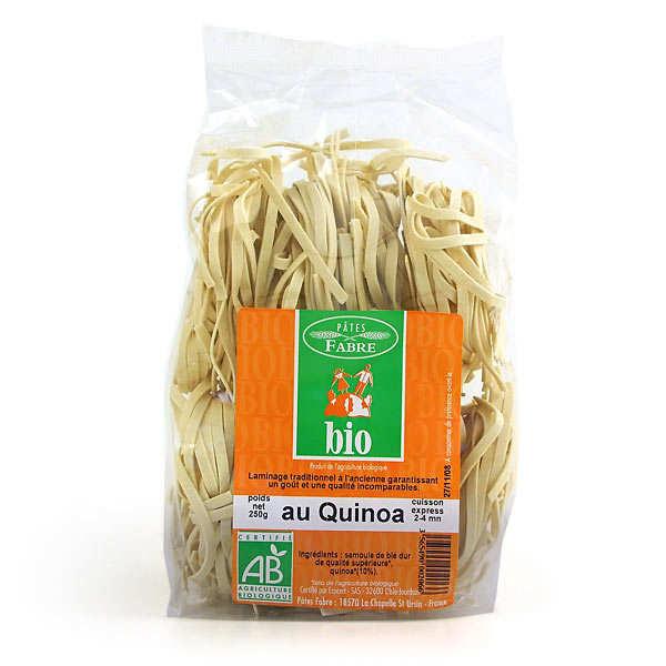 Tagliatelles bio au quinoa