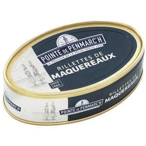 La pointe de Penmarc'h - Mackerel rillette