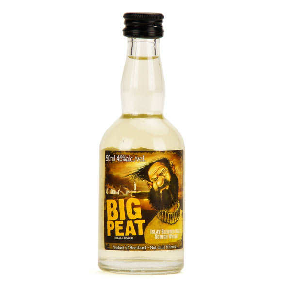 Whisky Big Peat - Mignonnette - 46%