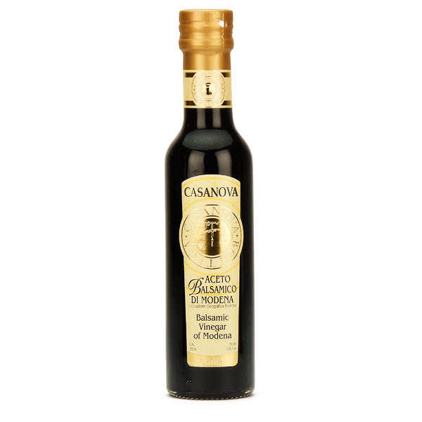 Balsamic vinegar from Modena IGP