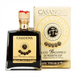 Casanova - Balsamic vinegar from Modena ten years