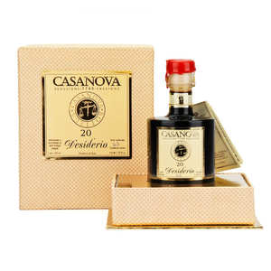 Casanova - Balsamic vinegar 20 years - Desir Case