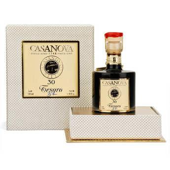 Casanova - Coffret vinaigre balsamique 30 ans Trésor