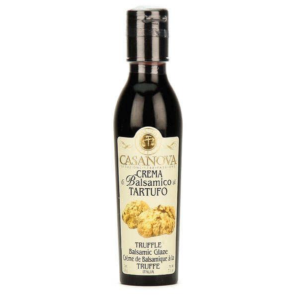 Crème de vinaigre balsamique à la truffe - Casanova