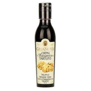 Casanova - Crème de vinaigre balsamique à la truffe - Casanova