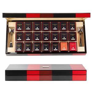 """Dammann frères - """"Bayadère"""" selection by Dammann Frères - 21 metal boxes"""
