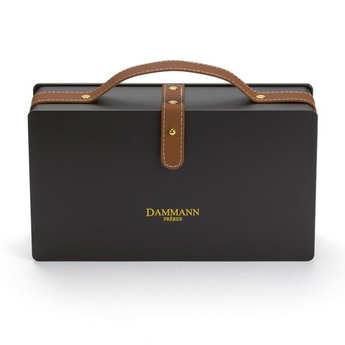 """Dammann frères - Coffret cadeau 4 thés """"Superbe"""" - Dammann Frères"""
