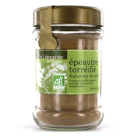 Aromandise - Épeautre torréfié bio (alternative au café sans caféine)