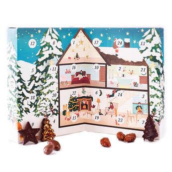 Mazet de Montargis - Advent Calendar designed by La Cocotte Paris