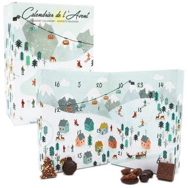 Advent Calendar designed by La Cocotte Paris