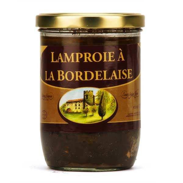 Bordelaise style Lamprey