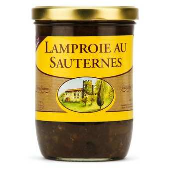 Régal de Saint Brice - Sauternes style Lamprey