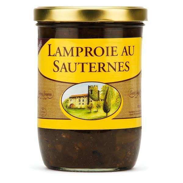 Sauternes style Lamprey