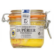 "Duperier et fils - Whole Duck Foie Gras from South-West ""Landes"" France"