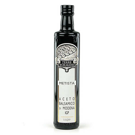 Terre Bormane - Balsamic vinegar from Modena Metista