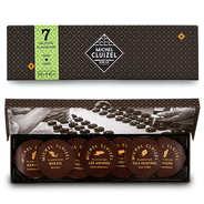 Michel Cluizel - Le coffret plumier chocolats de plantation de Michel Cluizel
