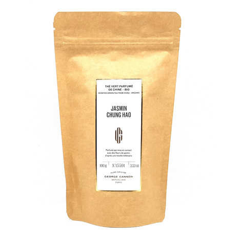 Ets George Cannon - Jasmine green tea from China - Bag