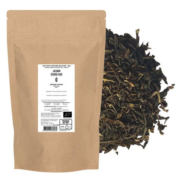 Jasmine green tea from China