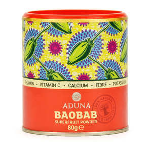 Aduna - Organic baobab superfruit powder