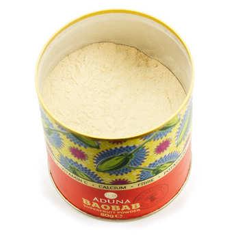 Aduna - Poudre de baobab bio - superfruit