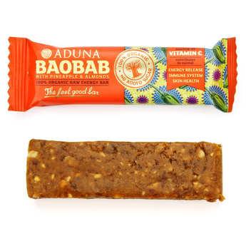Aduna - Baobab superfruit bar