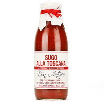Don Antonio - Sugo alla Toscana - Sauce tomate au piment doux