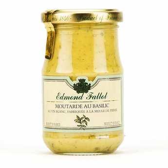 Fallot - Moutarde au basilic