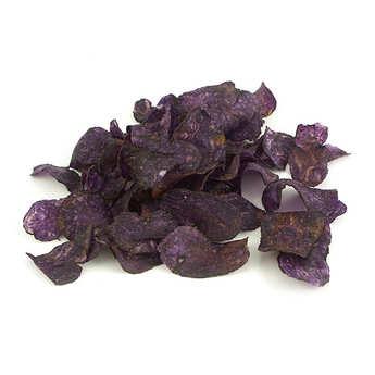 Provence Chips - Chips bleues - chips de pomme de terre Vitelotte