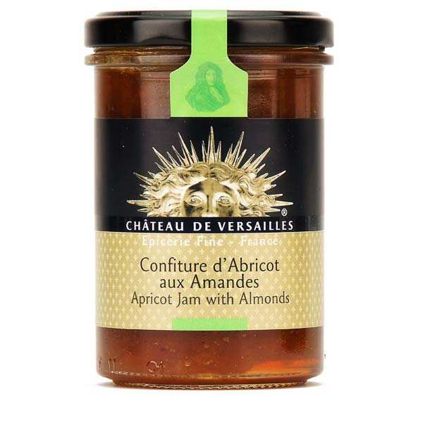 Organic apricot and almond Jam