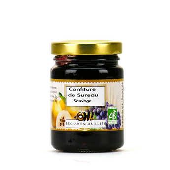 Oh ! Légumes oubliés - Organic Wild Edelrberry Jam