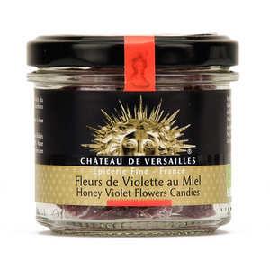 Château de Versailles - Organic Violet Flower and Honey Bonbons