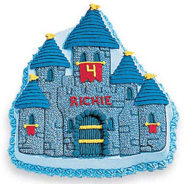 Enchanted Castle Pan