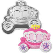 Wilton - Wilton Princess Carriage Cake Pan