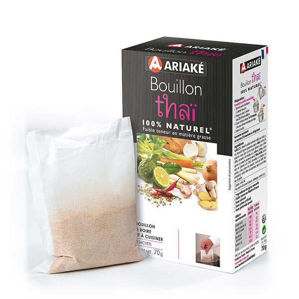 Thaï bouillon Ariaké
