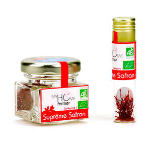 My home farmer - Saffron from France