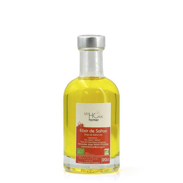 Elixir de safran du Languedoc