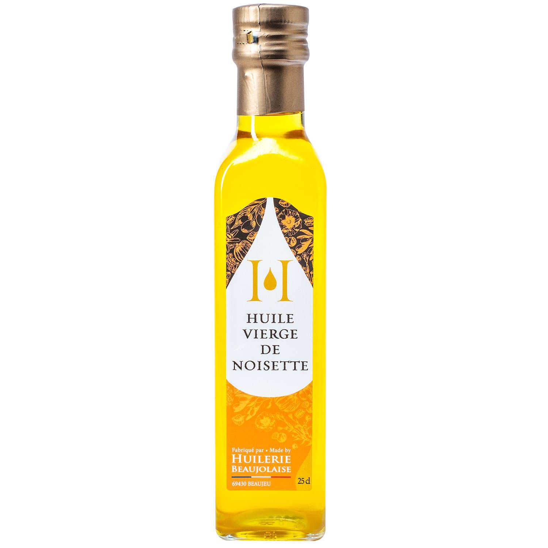 Virgin hazelnut oil - 25cl