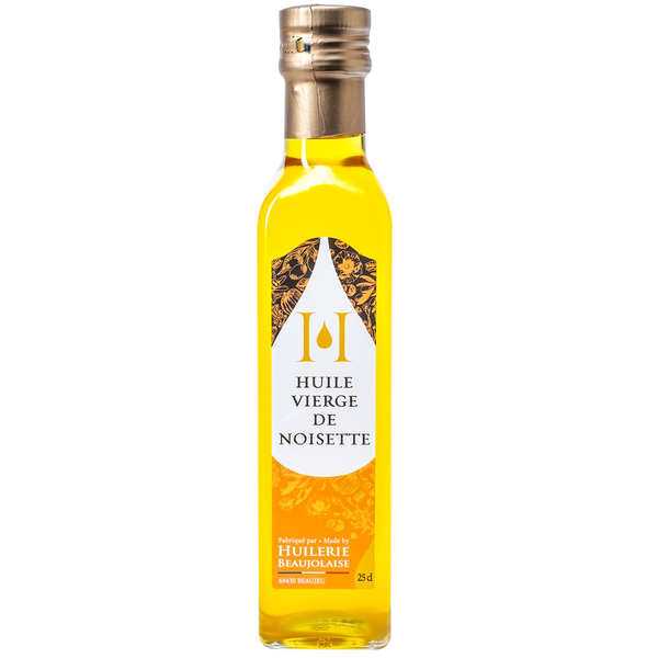Virgin hazelnut oil - 25cl