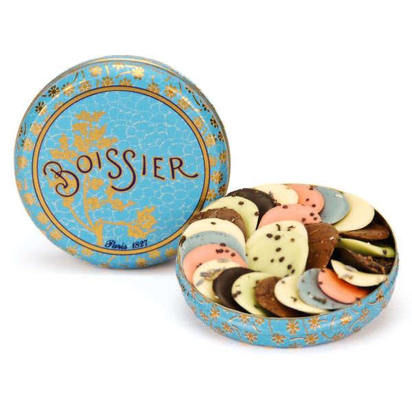 Chocolate petal box - Boissier