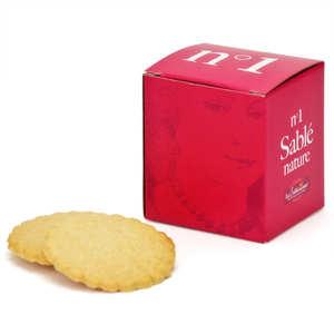 Biscuiterie La Sablésienne - Pure Butter French 'Sablé' Shortbread cube n°1