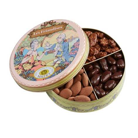 Mazet de Montargis - Luxury Chocolate Selection by Mazet
