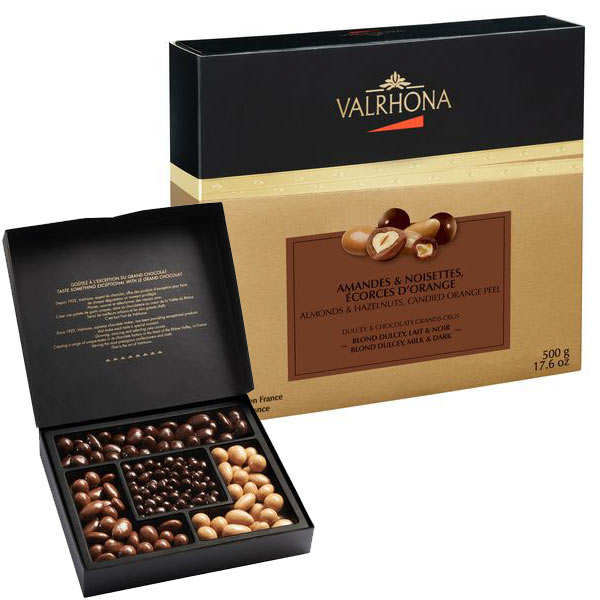 Coffret collection Equinoxe Valrhona