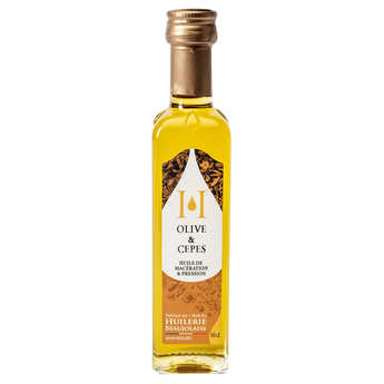 Huilerie Beaujolaise - Huile d'olive & cèpes