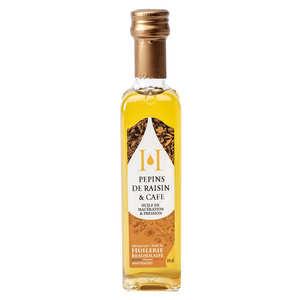 Huilerie Beaujolaise - Grape seed oil and coffee