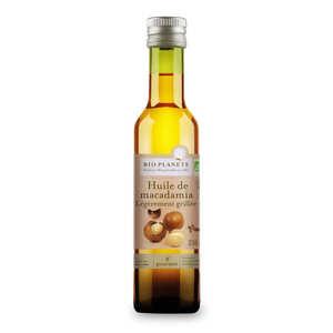 BioPlanète - Macadamia oil - 25cl