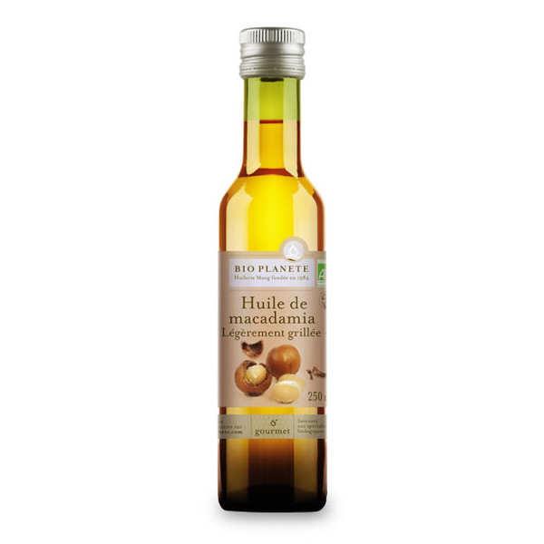 Macadamia oil - 25cl