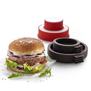 Lékué - Kit burger fait maison