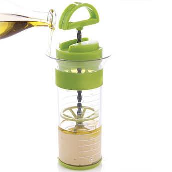 Mastrad - Toupie sauce - mélangeur sans effort